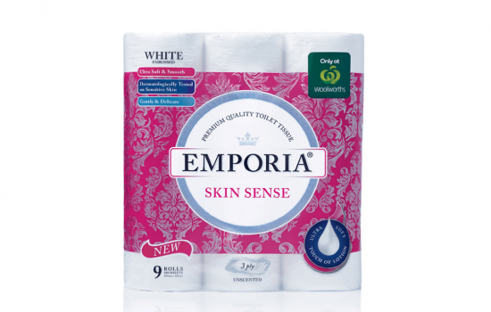 EMPORIA Skin Sense with a Touch of Lotion